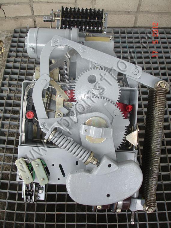 привод ПП-67 схема 11224,