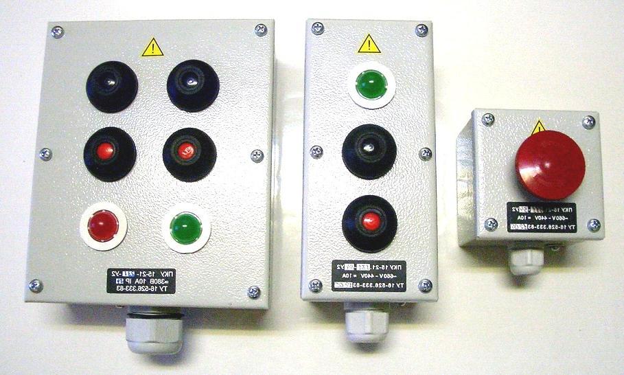 кнопка КУ, пост кнопочный